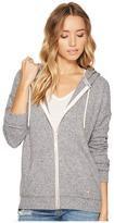 Volcom Lil Zip Fleece Hoodie Women's Sweatshirt