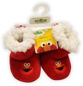 Carter's Sesame Street® Plush Elmo Booties in Red