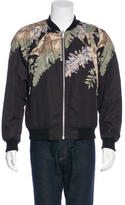 Dries Van Noten Reversible Printed Jacket