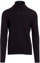 HUGO Sisealono Slim-Fit Wool-Blend Turtleneck Sweater