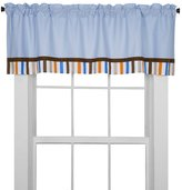 Bacati Modern Sports Window Valance