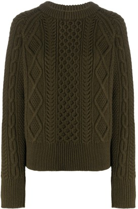 Toogood Fisherman Rib Lambswool Jumper