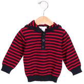 Jacadi Boys' Striped Hooded Shirt w/ Tags