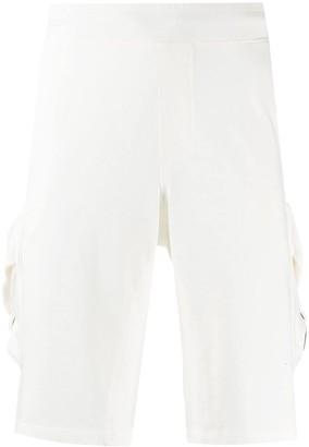 C.P. Company Cotton Track Shorts