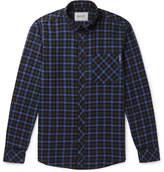 Carhartt WIP - Lanark Button-Down Collar Checked Cotton Shirt