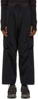 Y-3 Black Lux Future Sport Cargo Pants