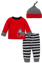 Offspring Infant Boys' Monkey Tee, Pants & Hat Set - Sizes 3-9 Months