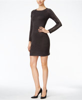 Calvin Klein Petite Studded Sweater Dress