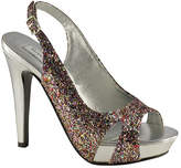 Touch Ups Women's Cinnamon - Heavy Multi Glitter Heels
