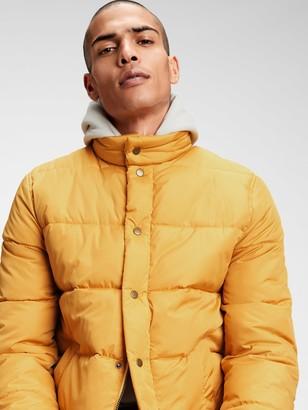 Gap Upcycled Puffer Jacket
