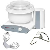 Bosch Universal Plus Stand Mixer - White