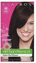 Herbal Essences Color Me Vibrant Permanent Hair Color 066 Chocolate Velvet 1 Kit