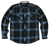 O'Neill Boy's Glacier Plaid Flannel Shirt