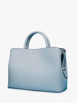 Fiorelli Bethnal Triple Compartment Grab Bag, Steel Grey