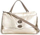Zanellato Postina tote - women - Leather/Racoon Fur - One Size