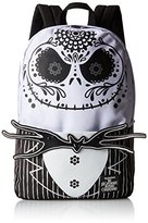 Loungefly Nbc Sugar Skull Jack Face with Body Backpack