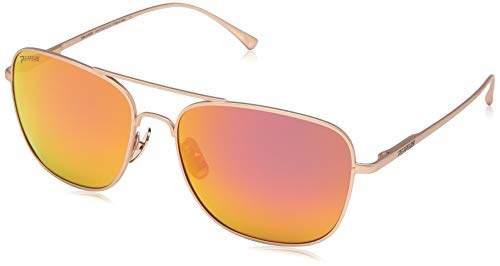 Pepper's Unisex-Adult Airborne MP5906-14 Polarized Oval Sunglasses
