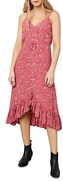 Rails Frida Printed High/Low Dress