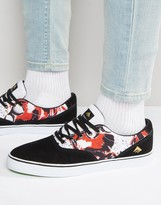 Emerica Provost Slim Vulc X Mouse Sneakers