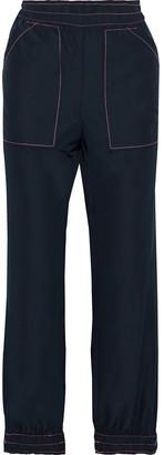 Ganni Comstock Shell Track Pants