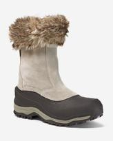 Eddie Bauer Women's Snowfoil Zip Boot