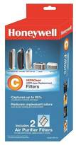 Honeywell HEPAClean®; Replacement Filter - 2 Pack