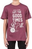 Volcom Boy's 'Good Times' Graphic T-Shirt