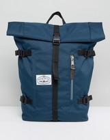 Poler Classic Rolltop Backpack in Navy