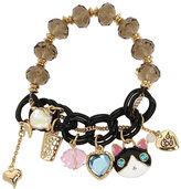 Betsey Johnson Betsey Gifting Kitty Stretch Bracelet