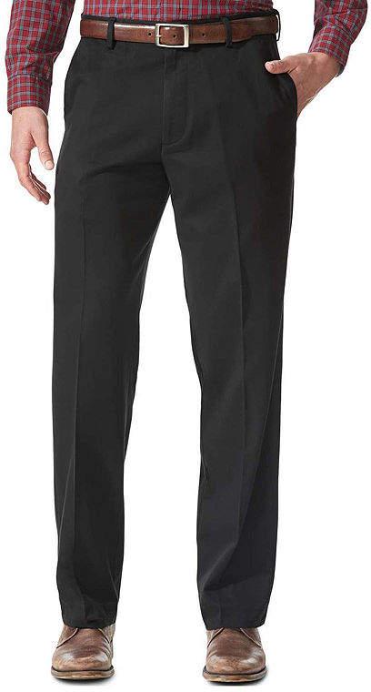 Dockers D4 Comfort Khaki Relaxed Flat-Front Pants