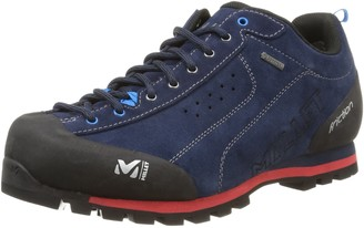 Millet Mens Friction Competition Running Shoes Blue (Saphir/Rouge) 10 UK(44 2/3 EU)
