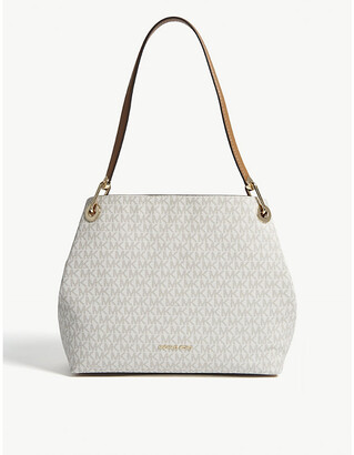 Michael Kors Cream Bags Up to 40% off at ShopStyle UK