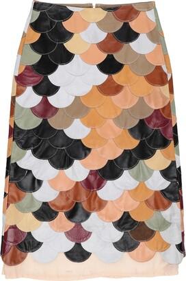 Golden Goose 3/4 length skirts
