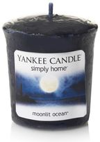 Yankee Candle simply home Moonlit Ocean Votive Candle