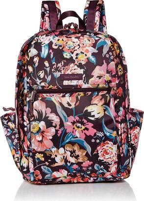 Vera Bradley Women's Lighten Up Grand Backpack Polyester