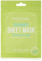 Forever 21 Cucumber Face Mask