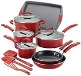 Rachael Ray Porcelain II Cookware Set (14 PC)