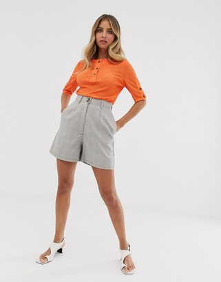 The East Order Milah safari shorts-Beige
