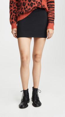 Susana Monaco Slim Miniskirt