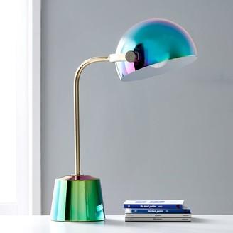 Pottery Barn Teen Cosmo Iridescent Task Lamp