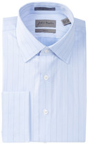 John W. Nordstrom Trim Fit Herringbone Dress Shirt