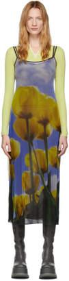 Sunnei Multicolor Tulip Double Dress