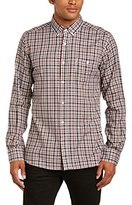 French Connection Men's Lifeline Shirting Woven