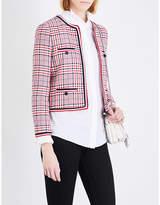Claudie Pierlot Vanina tweed jacket