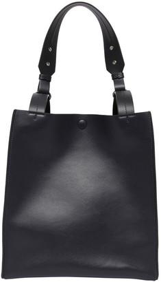 Sophie Hulme Cube Double Handle Tote Bag BG326LS