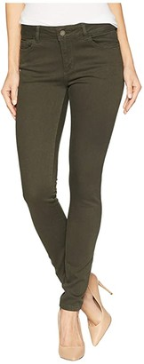 DL1961 Florence Mid-Rise Skinny in Dale (Dale) Women's Jeans
