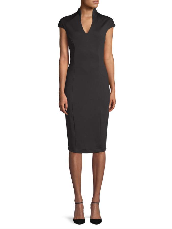 Alexia Admor Women's Woven Sheath Dress
