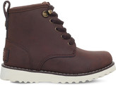 UGG Maple leather boots 7-10 years