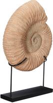 OKA Faux Ammonite Fossil
