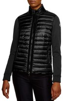 Moncler Maglia Down-Front Cardigan